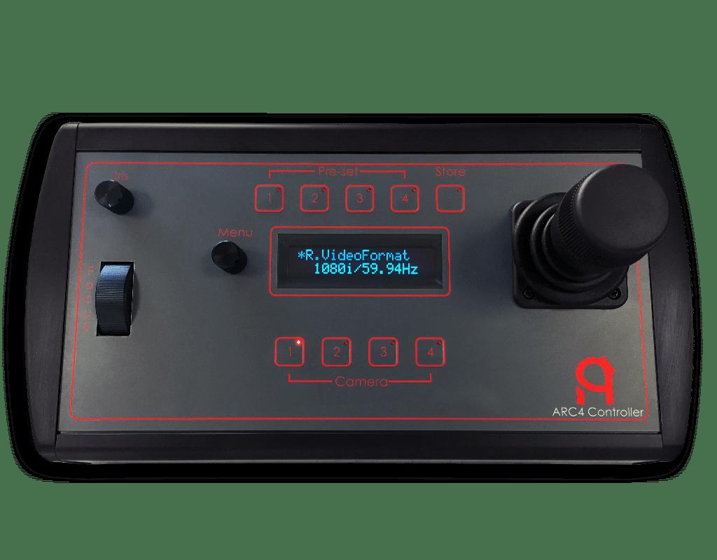 Agile Remote Cameras - ARC4 Controller