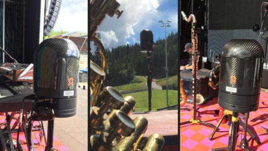 ARC360 PTZ cameras on tour with UniPix and Robbie Williams