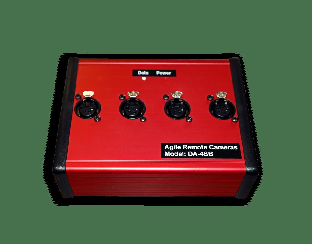 Agile Remote Cameras - ARC4 Stage