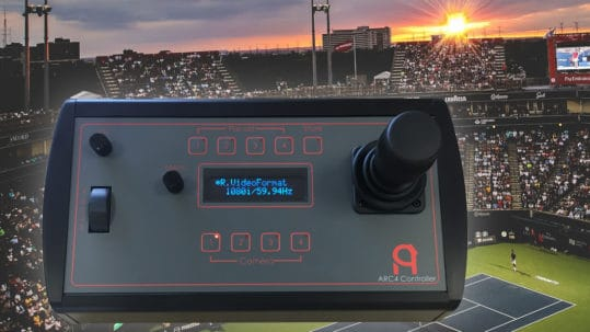 ARC4 camera controller
