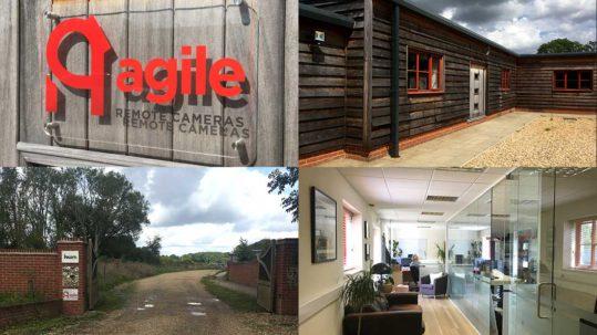 Agile Remote Cameras office